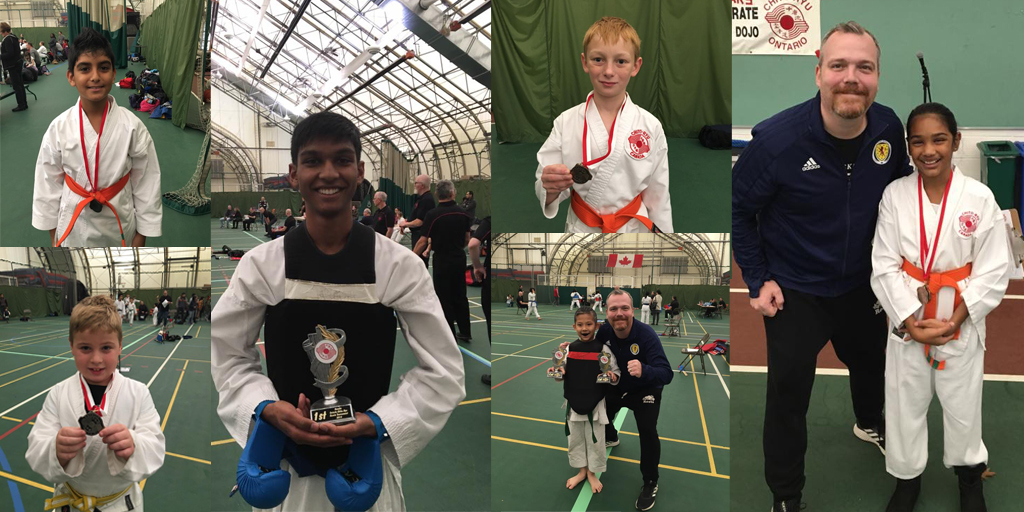 ICKF Karate School Brings Home 51 Medals
