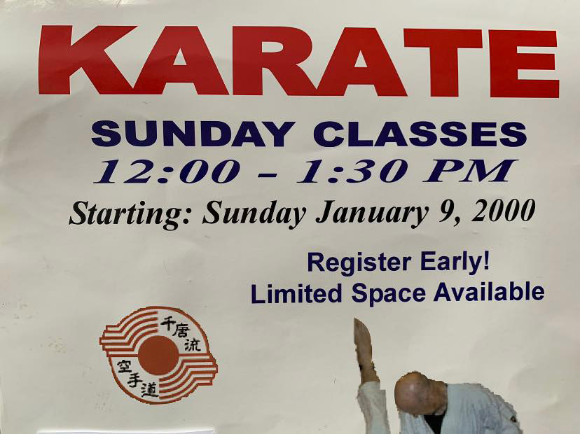 ICKF Karate School: 20 Years
